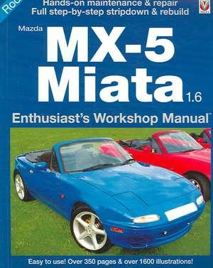 Mazda Miata Mx-5 Eunos Roadster 1.6