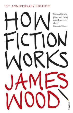 How Fiction Works imagine
