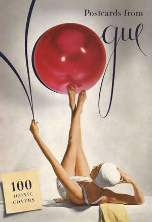 Postcards from Vogue: 100 Iconic Covers de Vogue