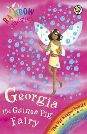 Rainbow Magic: Georgia The Guinea Pig Fairy de Daisy Meadows