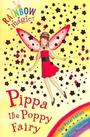 Rainbow Magic: Pippa the Poppy Fairy de Daisy Meadows