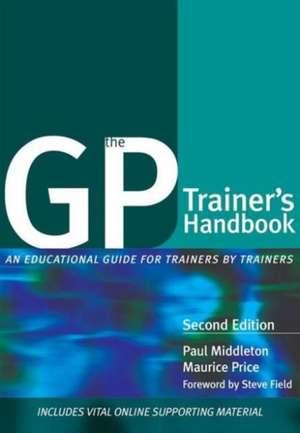The GP Trainer's Handbook