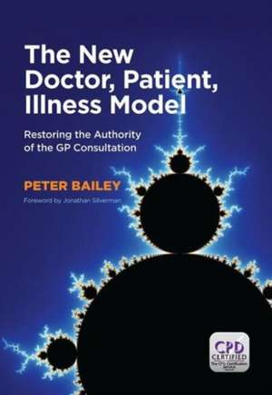 The New Doctor, Patient, Illness Model
