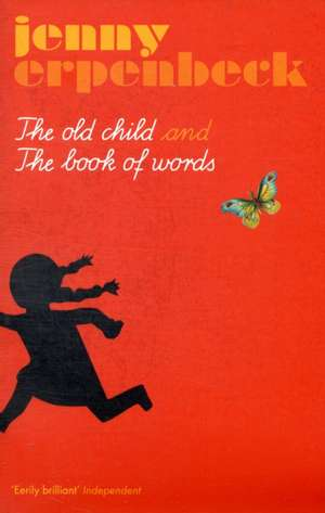 Old Child and the Book of Words de Jenny Erpenbeck