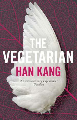 The Vegetarian de Han Kang
