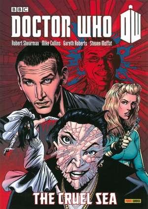 Doctor Who: The Cruel Sea de Scott Gray