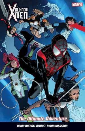 All New X-men Vol. 6: The Ultimate Adventure de Brian Michael Bendis