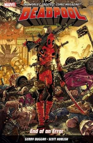 Deadpool: World's Greatest Vol. 2: End Of An Error de Mike Hawthorne