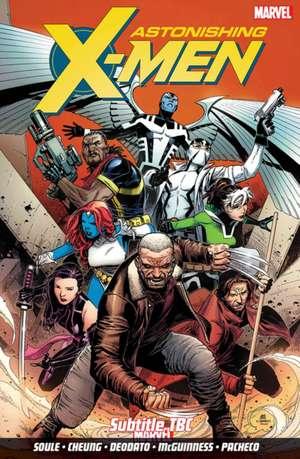 Astonishing X-men Vol. 1: Life of X de Charles Soule
