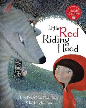Little Red Riding Hood PB W CD