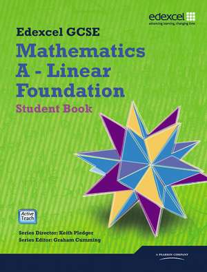 Tanner, K: GCSE Mathematics Edexcel 2010: Spec A Foundation