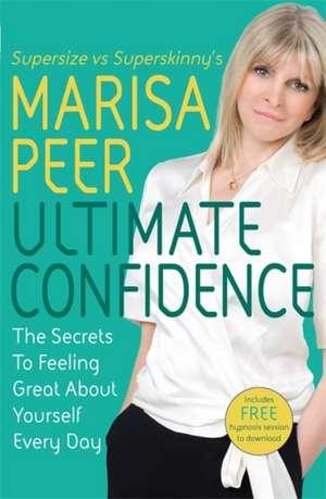 Ultimate Confidence de Marisa Peer