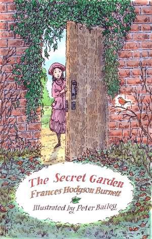 The Secret Garden de Frances Hodgson Burnett