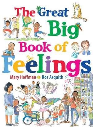 The Great Big Book of Feelings de Mary Hoffman