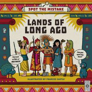Spot the Mistake: Lands of Long Ago