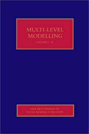 Multilevel Modelling de Anders Skrondal