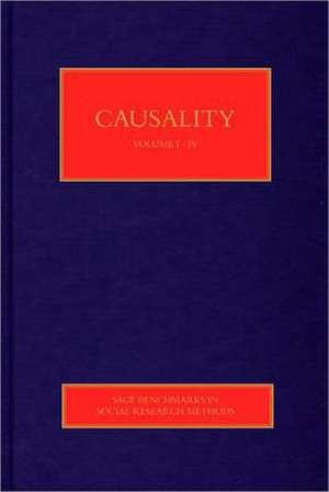 Causality de Stephen P. Turner