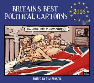 Britain's Best Political Cartoons 2016