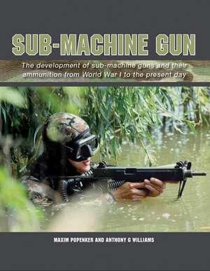 Sub-Machine Gun