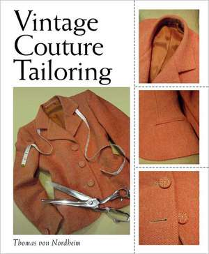 Vintage Couture Tailoring imagine