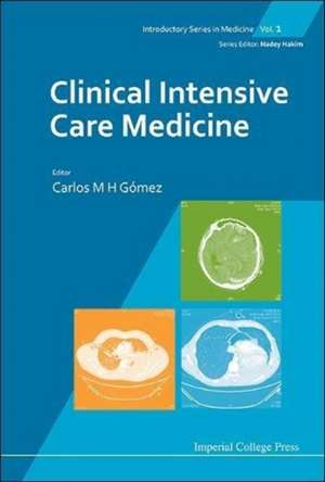 Clinical Intensive Care Medicine