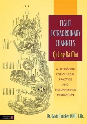 Eight Extraordinary Channels:  A Handbook for Clinical Practice and Nei Dan Inner Meditation de David Twicken