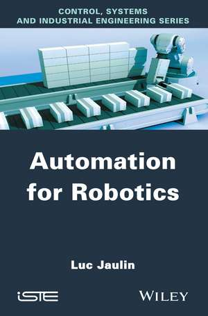 Automation for Robotics