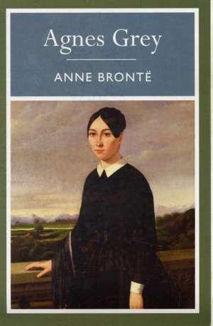 Agnes Grey de Anne Bronte