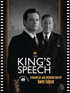 The King's Speech de David Seidler