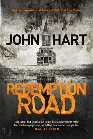 Redemption Road de John Hart