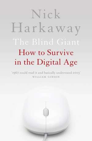 The Blind Giant de Nick Harkaway