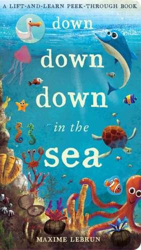 Down Down Down in the Sea de Jonathan Litton