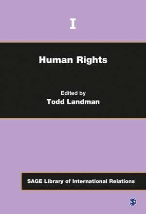 Human Rights de Todd Landman