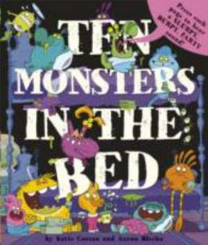 10 Monsters in the Bed