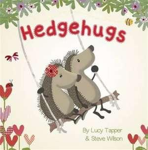 Hedgehugs Board Book