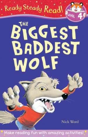 The Biggest Baddest Wolf