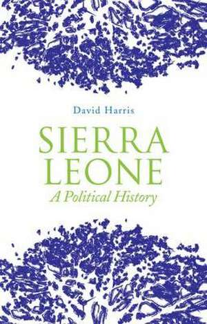 Sierra Leone de David Harris