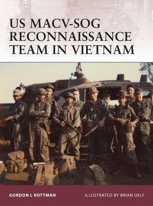 US MACV-SOG Reconnaissance Team in Vietnam imagine