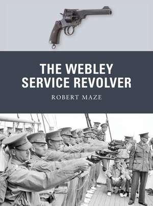 The Webley Service Revolver imagine