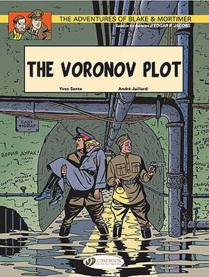 Blake & Mortimer Vol.8: The Voronov Plot