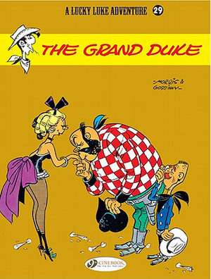 Lucky Luke Vol.29: The Grand Duke