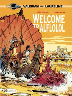 Valerian Vol. 4: Welcome To Alflolol imagine