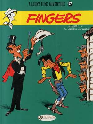Lucky Luke Vol.37 Fingers
