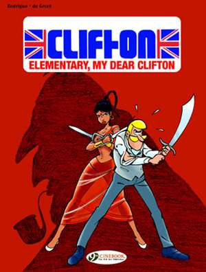 Clifton Vol.7: Elementary, My Dear Clifton