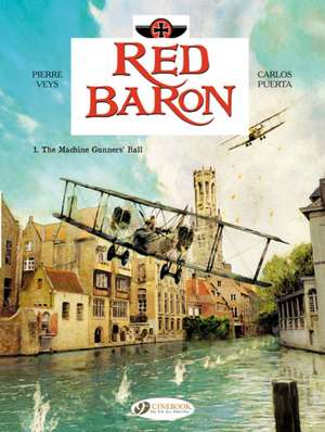 Red Baron Vol. 1