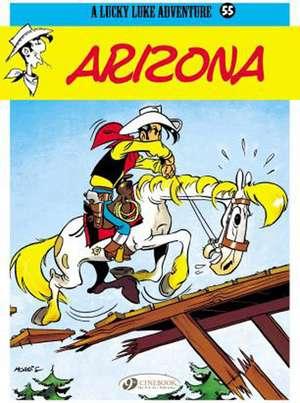 Lucky Luke Vol. 55: Arizona