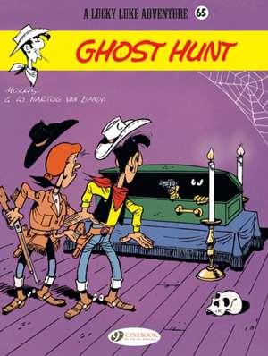 Lucky Luke Vol. 65: Ghost Hunt de Lodewijk Hartog van Banda