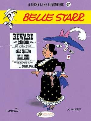 Lucky Luke Vol. 67:belle Starr