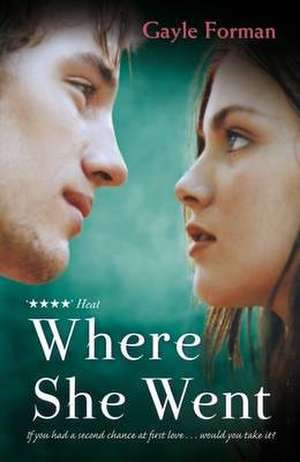 Where She Went de Gayle Forman