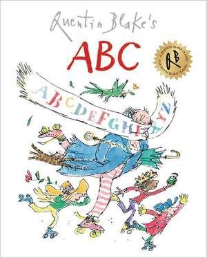 Quentin Blake's ABC de Quentin Blake
